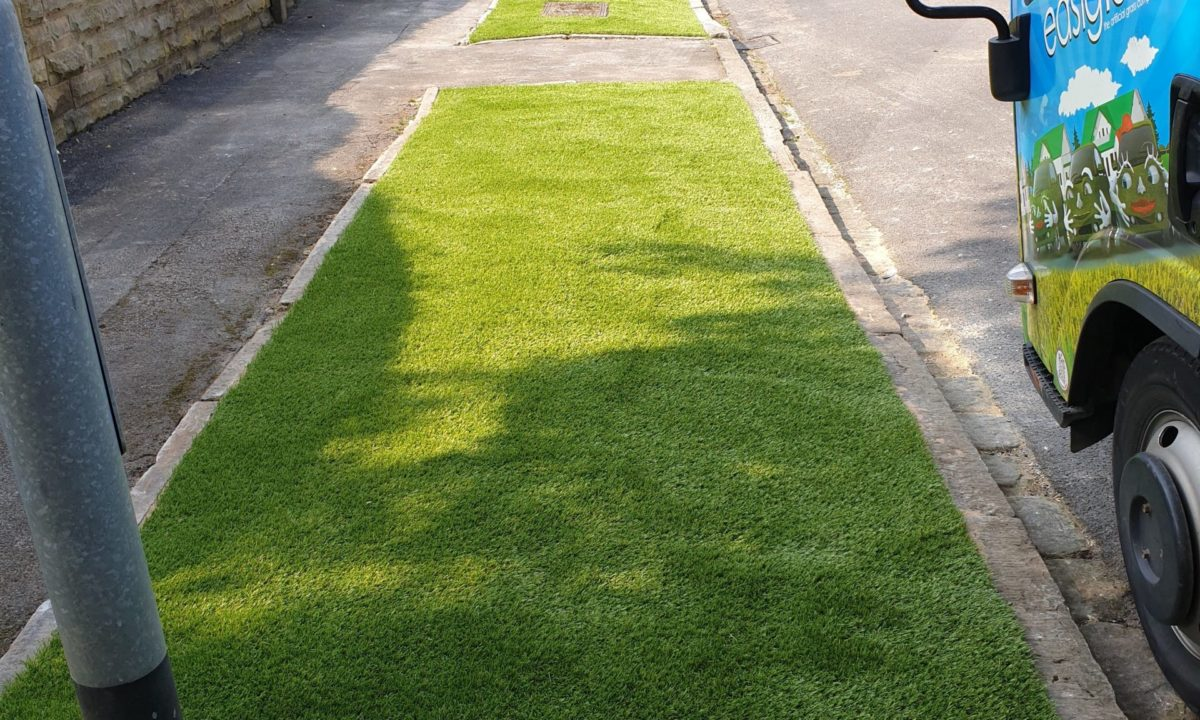 Alwoodley Grass Verge